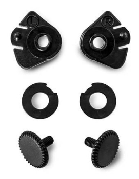 Visor Screw Set
