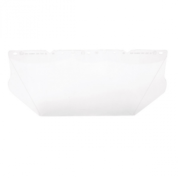 V-Gard General Purpose PC Sheet Visor Chinguard (Clear)