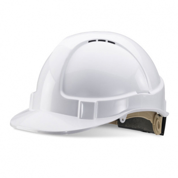 B-Brand Safety Helmet w/ Wheel Ratchet Headgear