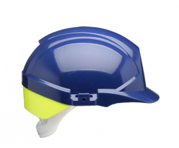 Reflex Safety Helmet c/w Rear Flash