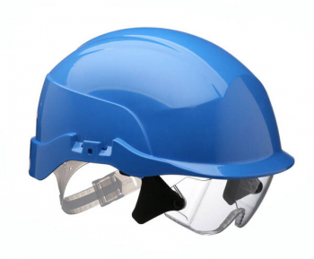 Spectrum Helmet c/w Eye Shield