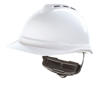 V-Gard 500 Vented Safety Helmet