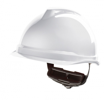 V-Gard 520 Peakless Safety Helmet