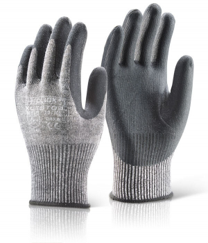 Micro Foam Nitrile Cut 5 Gloves