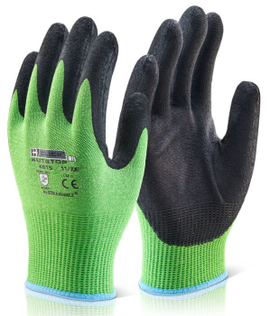 Kutstop Micro Foam Nitrile Cut 5 Gloves