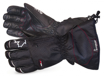 Snowforce Buffalo Leather Winter Gloves
