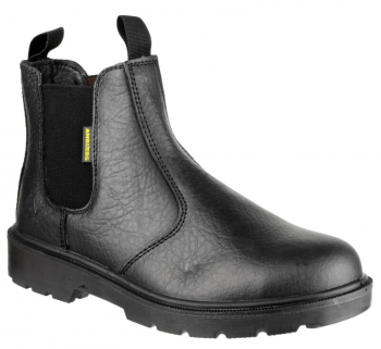 FS116 Dual Density Pull on Safety Dealer Boots