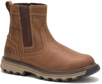 Pelton Pull on Safety Dealer Boots