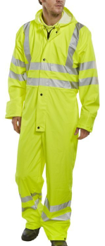 Super B-Dri Breathable Coverall