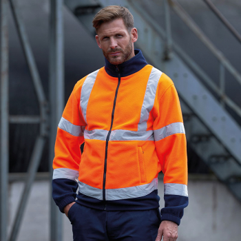 Pro RTX Hi-Visibility Full Zip Fleece