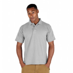 Ranks Deluxe Polycotton Polo Shirt