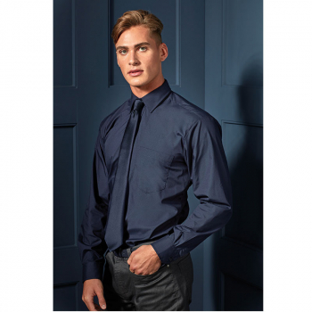 Premier Poplin Long Sleeve Shirt