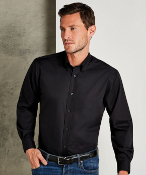 Kustom Kit Workforce Long Sleeve Shirt