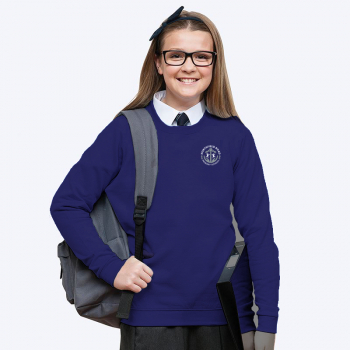 Northfield Road Navy School Council Sweatshirt