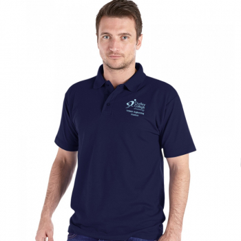Dudley College Motor Vehicle Navy Polo