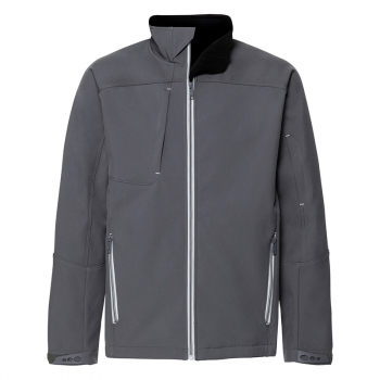 Bionic softshell jacket Iron Grey L